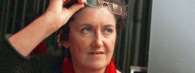 Geneviève Mersch acompanhou duas peregrinas portuguesas na sua caminhada de fé e devoção até ao santuário de Nossa Senhora de Fátima em Wiltz.