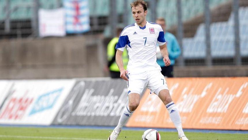 Nationalspieler Lars Gerson weiß noch nicht, wo er 2018 spielen wird.
