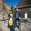 "Entretien avec Tony Tintinger über ""Giedel"", Foto Lex Kleren"