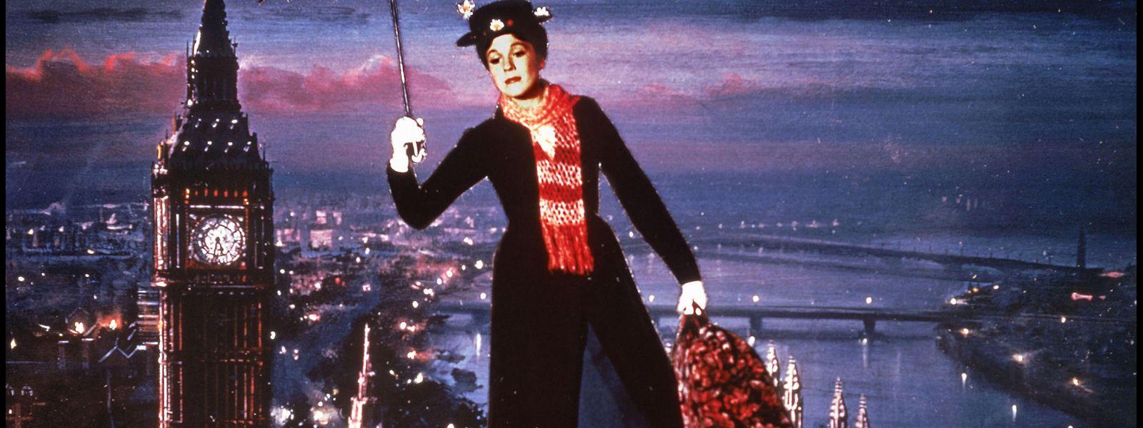 «Mary Poppins», le coup de coeur de Claude Bertemes, est au programme le 3 août sur le parvis du Palais.