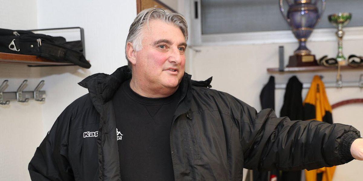 Noël Tosi est le nouvel entraîneur de la Jeunesse Esch