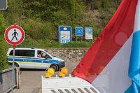 Lokales, Gemeinden an der Sauer unterzeichnen Brief gegen Schließung der Grenze zu Deutschland, Rosport, Foto: Lex Kleren/Luxemburger Wort