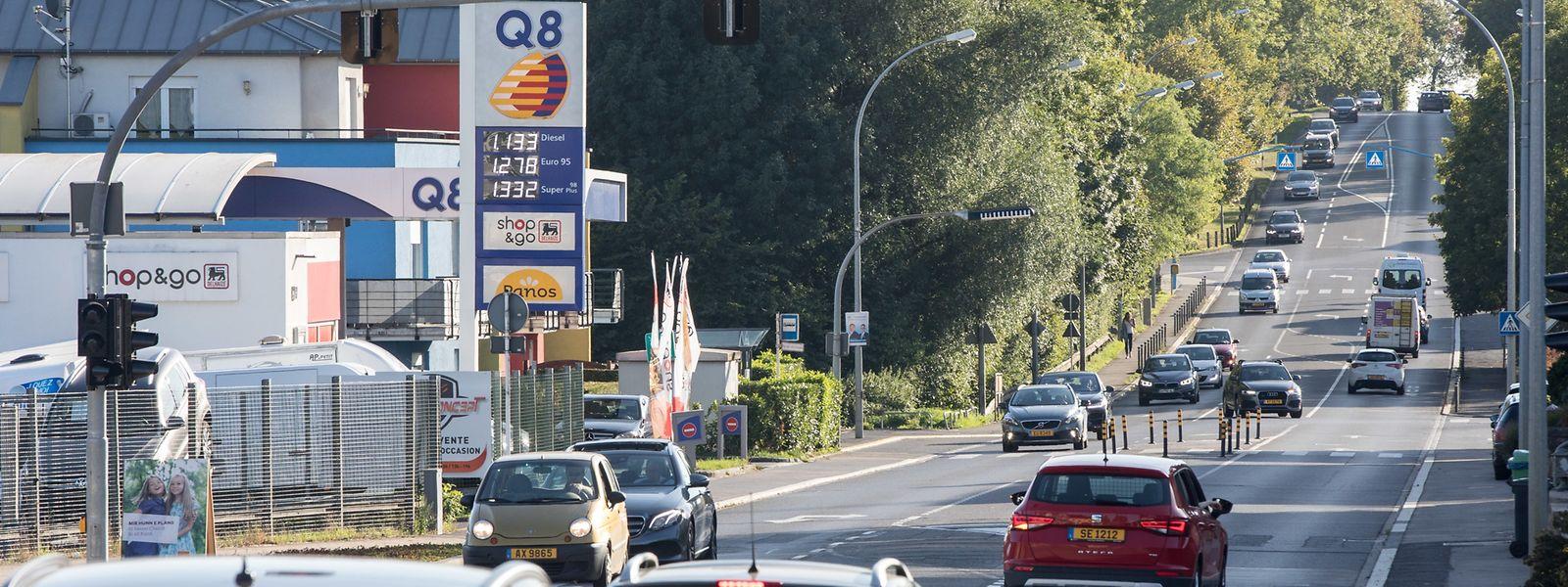 Die Bürgerinitiative in Dippach will alle politischen Hebeln ziehen, um ihre Forderung nach einer Umgehungsstraße durchzusetzen.
