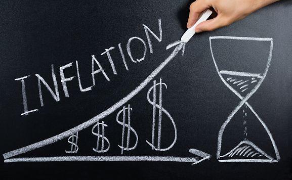 Die Inflationsrate soll 2018 bei 1,6 Prozent liegen.