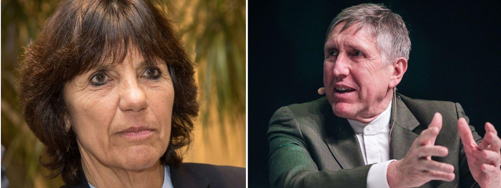 Martine Solovieff sieht in dem Brief von François Bausch keine Beeinflussung der Justiz.