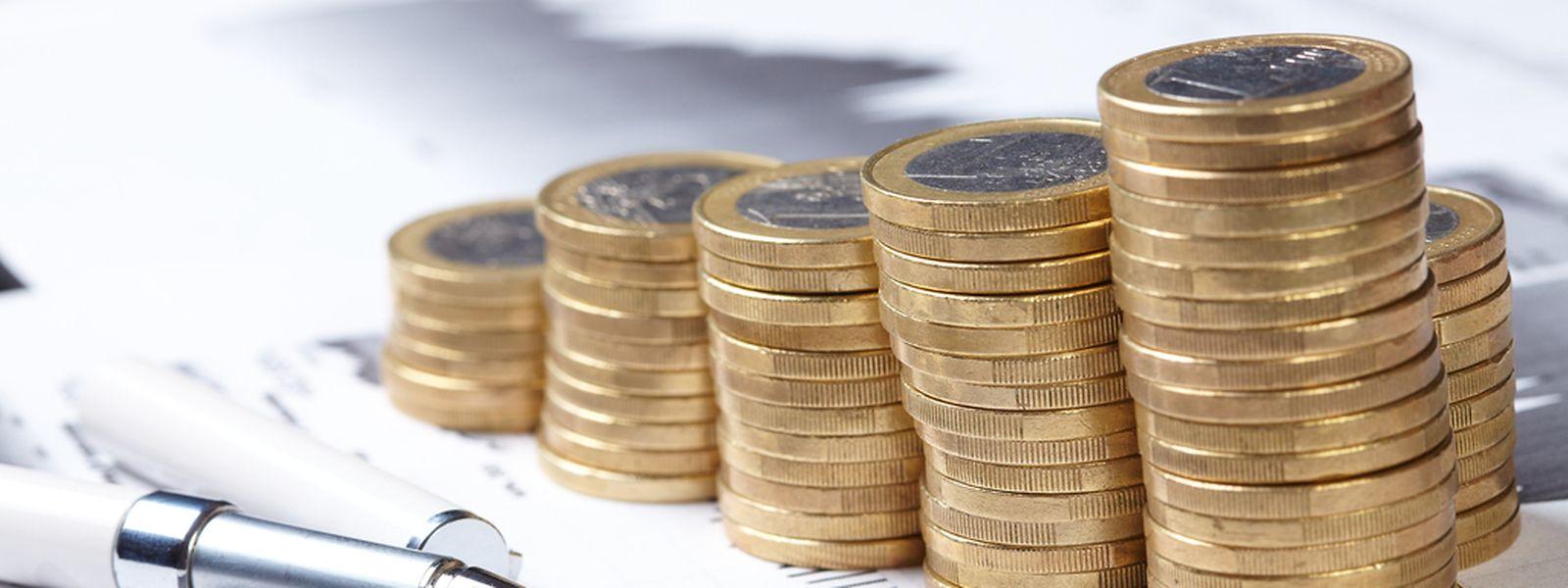 Nur Dänemark, Schweden und Frankreich haben einen höheren durchschnittlichen Stundenlohn als Luxemburg.