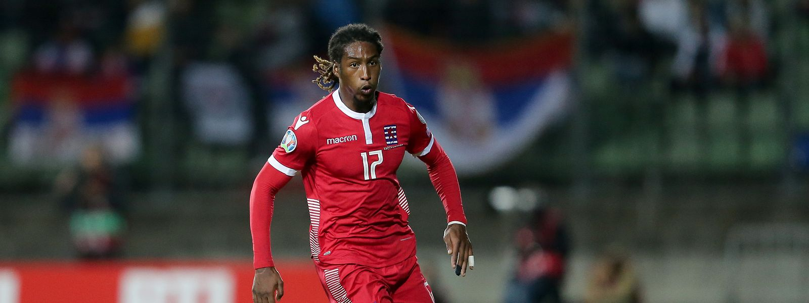 Gerson Rodrigues, hier im Dress der Nationalmannschaft, spielt bei seinem neuen Club bereits eine wichtige Rolle.