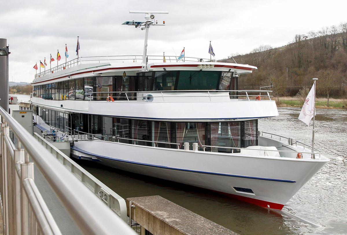 Am 10. April 2010 wurde die 60 Meter lange Princesse Marie-Astrid getauft. Seit 1966 ist es das fünfte Schiff mit diesem Namen.