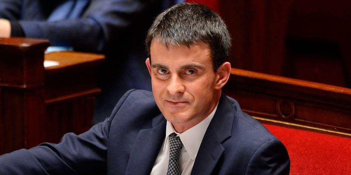 Manuel Valls kehrt der sozialistischen Partei den Rücken.