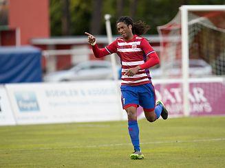 Gerson Rodrigues (Fola) erzielte den ersten Treffer der Partie.