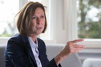 Lydia Mutsch acumula os ministérios da Saúde e da Igualdade de Oportunidade