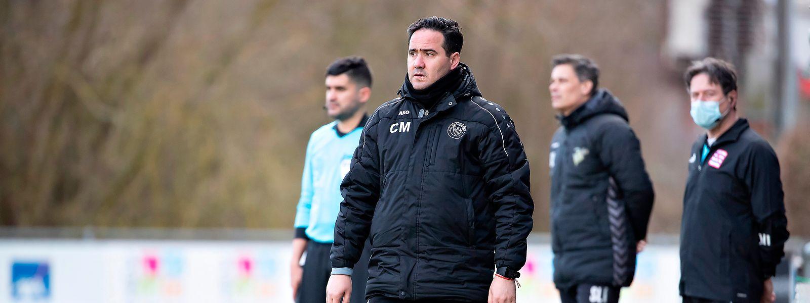 Manuel Correia hört nach der Saison als Trainer auf.