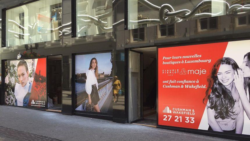 Majo et Pierlot vont succéder à Dolce & Gabbana dans la rue Philippe II