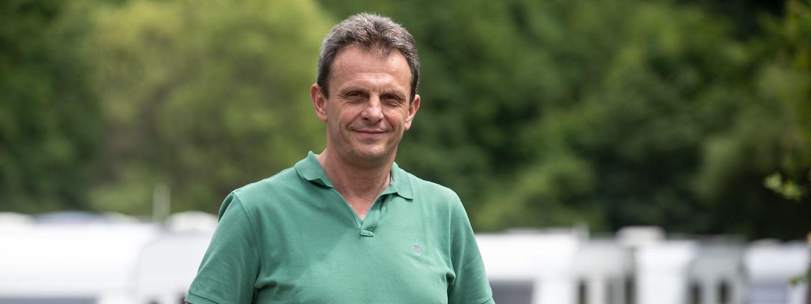 Deutsche und luxemburgische Touristen entdecken gerade das Großherzogtum für sich. Der Campingplatz von Marc Bissen war schon im Frühling ausgebucht.