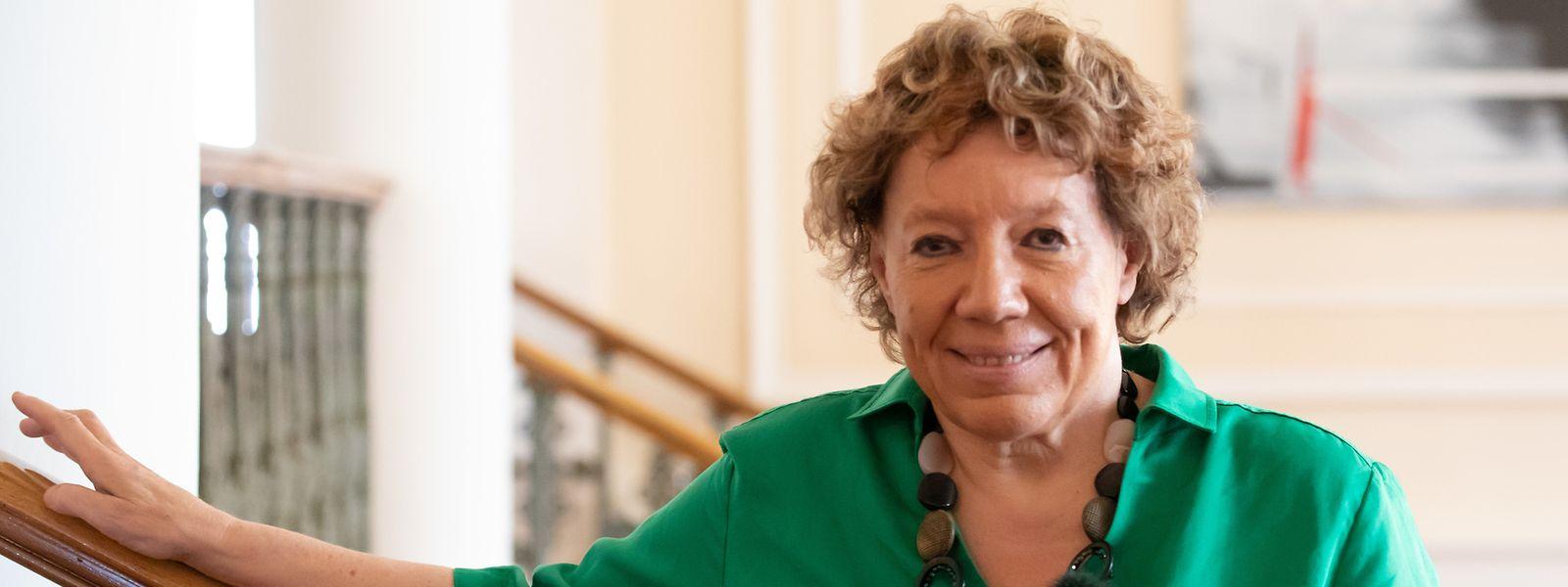 Colette Mart (DP), échevine à l'enseignement, souligne qu'«il n'y avait jamais eu une telle agressivité» autour des questions scolaires.