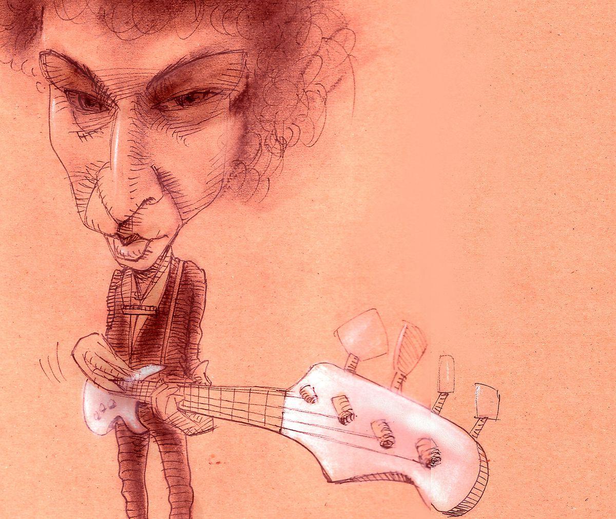 Bob Dylan 2011.