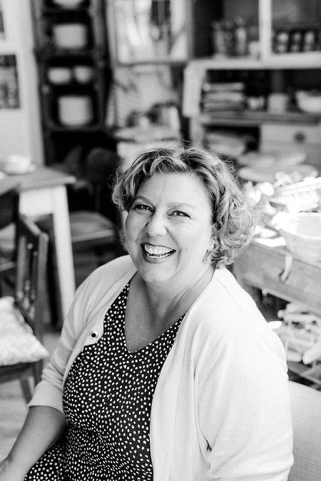 """Heike Krohz ist Inhaberin des Torten- & Patisserieservice """"Suess und salzig""""."""