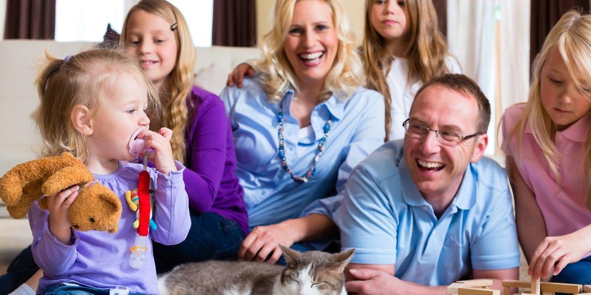 7% des couples avec enfants vivent dans une famille «patchwork.