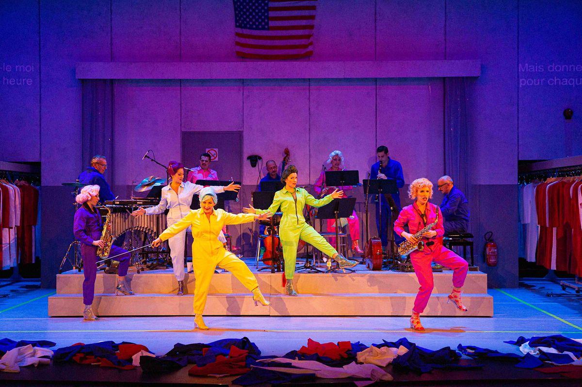 L'année 2021 se clôturera autour d'une comédie musicale pour toute la famille «The Pajama Game».