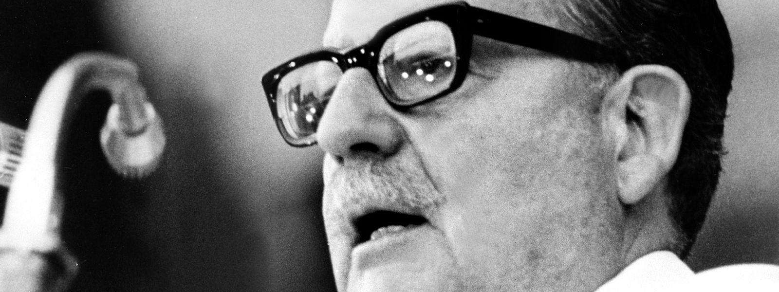 """""""Wir werden unser Land jeden Tag ein Stück gerechter machen"""", verspricht Salvador Allende nach seiner Wahl vor 50 Jahren. Er wird dieses Versprechen nicht einlösen können."""
