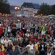 27.06.12 fussabll EM , public viewing knuedler luxembourg, halbfinale: portugal - spanien, photo: Marc Wilwert