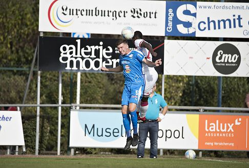 Coupe de Luxembourg: Fola strauchelt