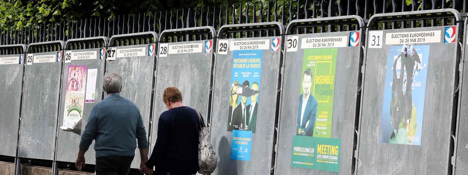 Seuls 38% des citoyens de l'UE connaissent la date des prochaines élections européennes.