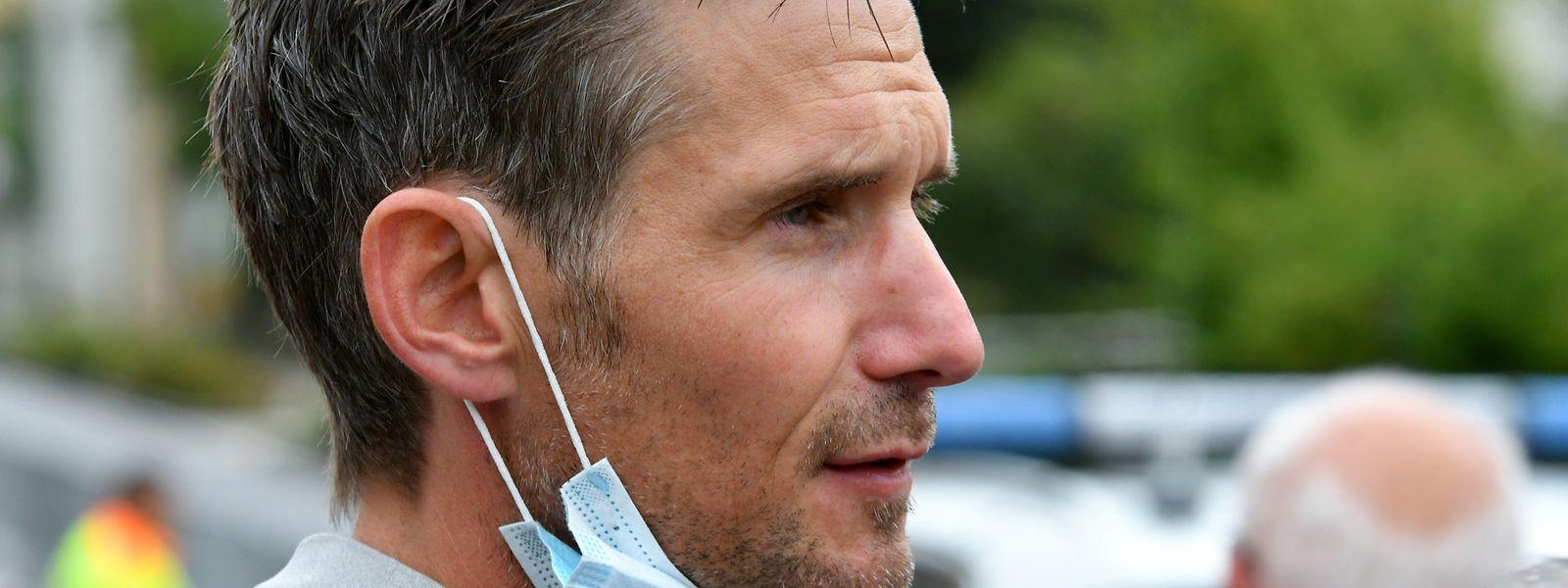 Fränk Schleck ist eine Bereicherung für das Organisationsteam der SkodaTour de Luxembourg.