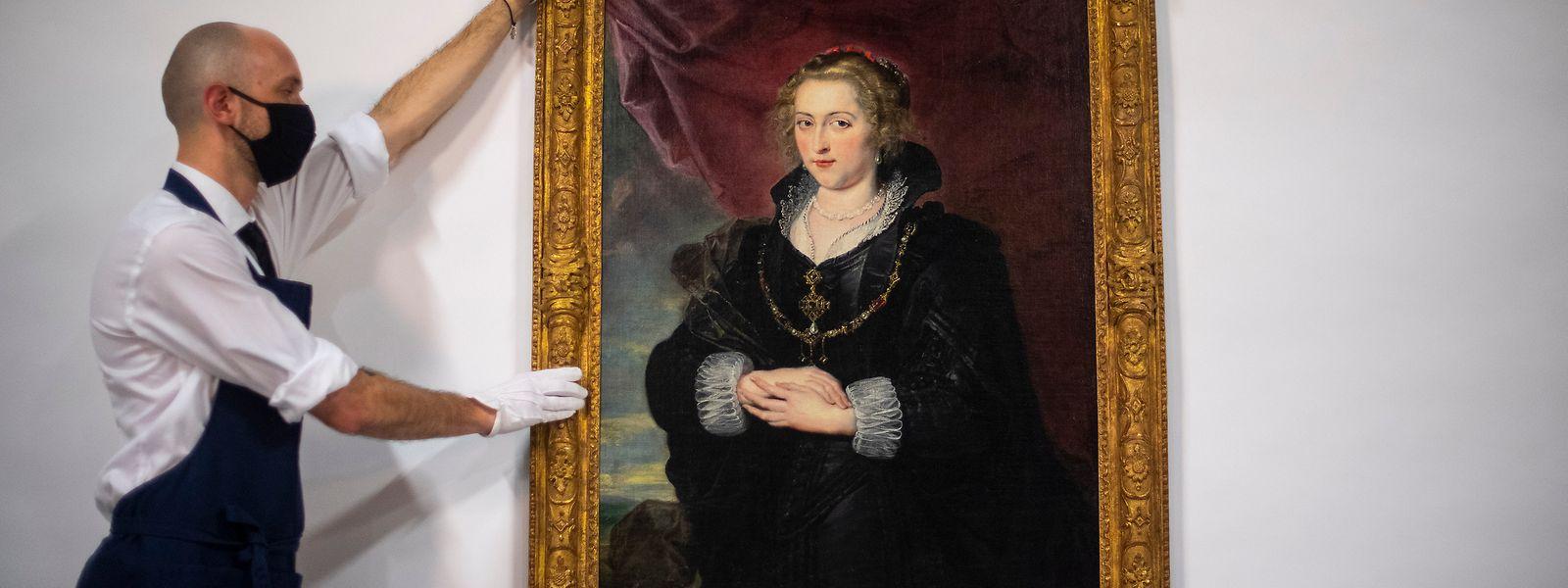 Der Wert des Gemäldes wird auf 2 bis 3 Millionen britische Pfund (ca. 3.320.000 Euro) geschätzt.