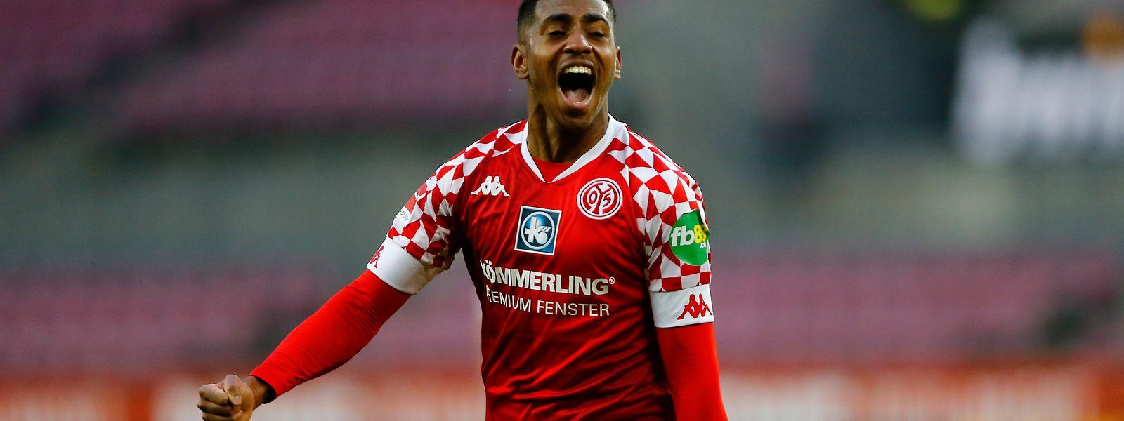 Leandro Barreiro wird gegen Köln zum Mainzer Matchwinner.