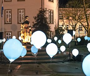 Luxembourg Light Show