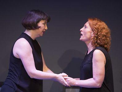 """Pi�ce de th�atre """"The Virginia Monologues"""" / Foto: Steve EASTWOOD"""