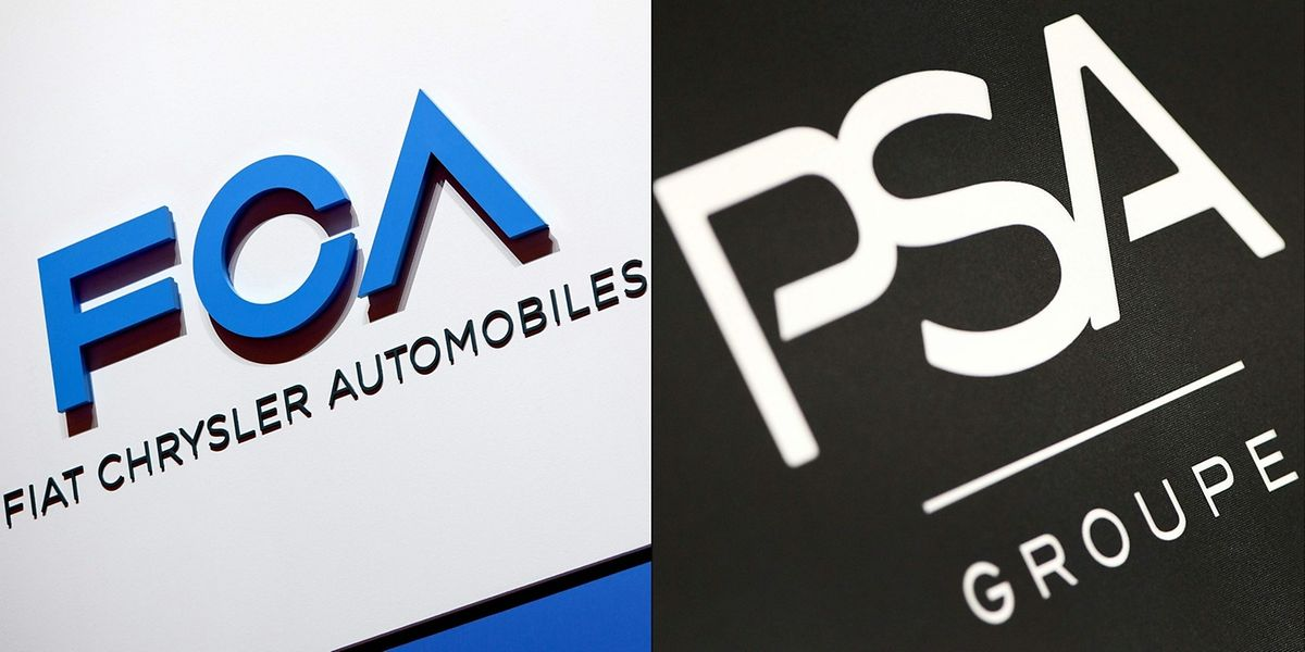 Shareholders in French automaker PSA approved a merger with US-Italian group Fiat Chrysler earlier this month Photo: AFP