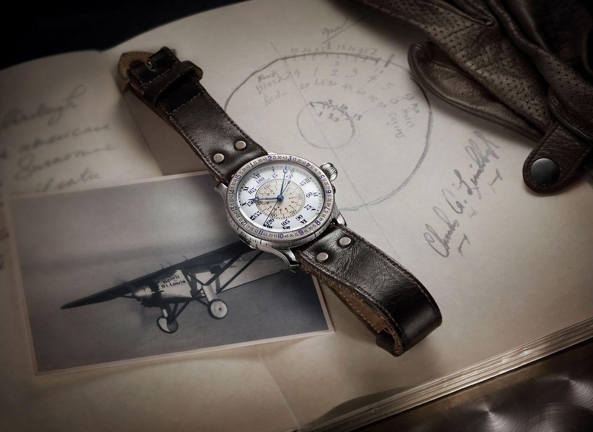 Une exposition dédiée aux montres et à l'aviation permettra de découvrir la mythique montre de Charles Lindbergh.