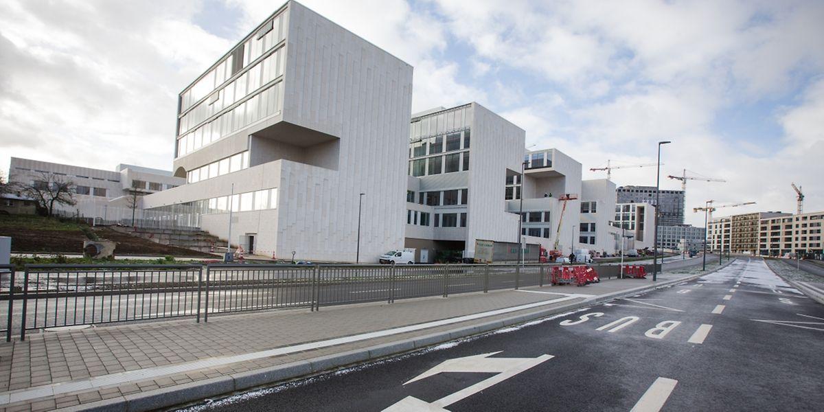 Mit der Eröffnung des Lycée Vauban wird der Bustransport am Ban de Gasperich angepasst.