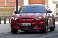 Automoto, Mustang Mach-E , Foto: Chris Karaba/Luxemburger Wort