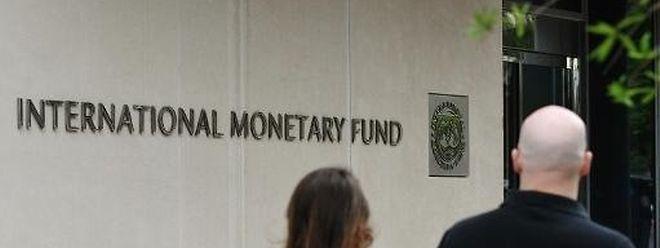 Derzeit sieht der IWF ein globales Wirtschaftswachstum von 3,1 Prozent für 2015.