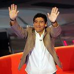 'El Pibe'. As imagens mais marcantes de Maradona dentro e fora dos relvados