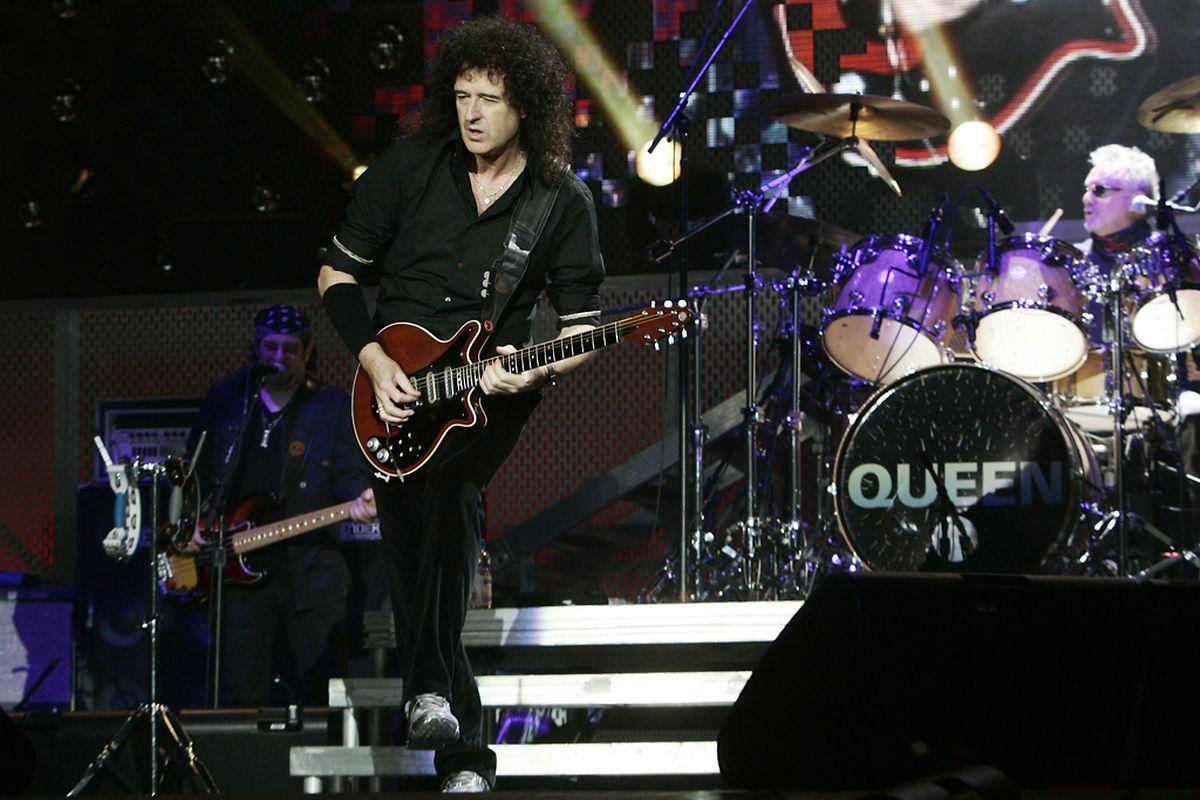 Queen & Paul Rodgers live 2008 in der Rockhal