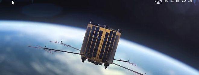 """Kleos - qui veut dire """"gloire"""" en grec - entend lancer son premier satellite l'an prochain. Pour commencer à générer des revenus de l'observation de la Terre"""