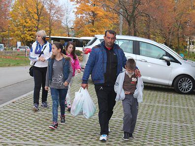 A maior parte dos residentes no Luxemburgo aceita continuar a receber refugiados no país