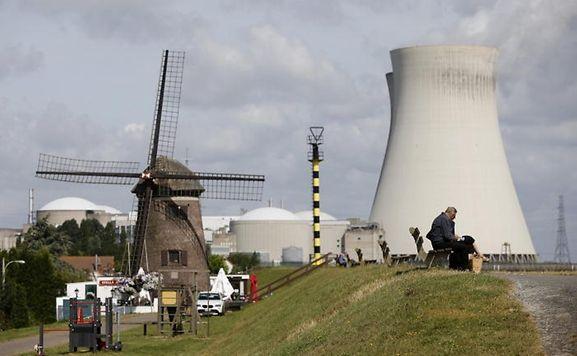 Doel nuclear reactor