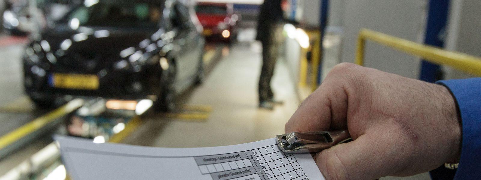Des «goulots d'étranglement» peuvent parfois se produire dans les garages habilités et entraînent des problèmes pour respecter les délais fixés.