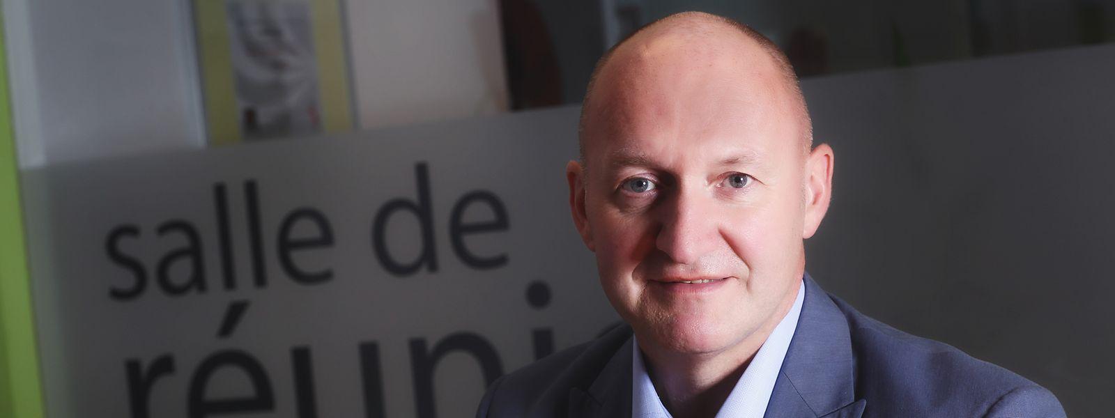 Philippe Ledent ne panique pas mais il est temps de prendre en compte ce risque dès maintenant.