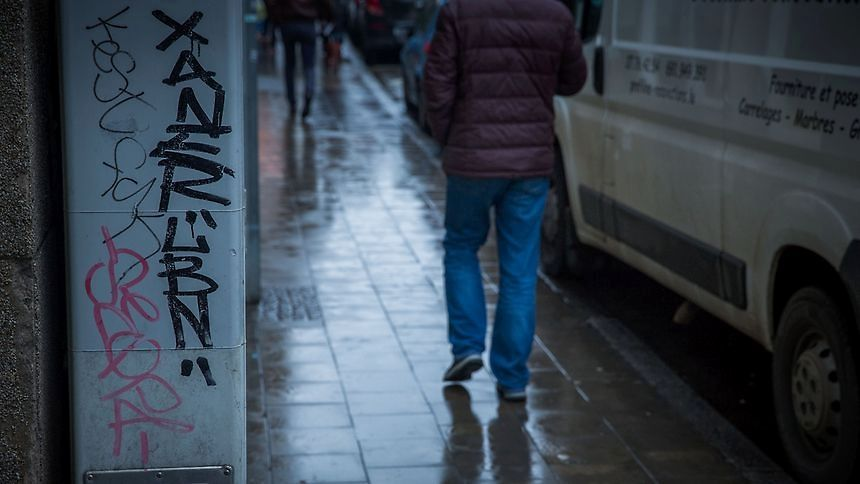 Deux principaux gangs ont la mainmise sur le trafic de drogues du quartier Gare à Luxembourg