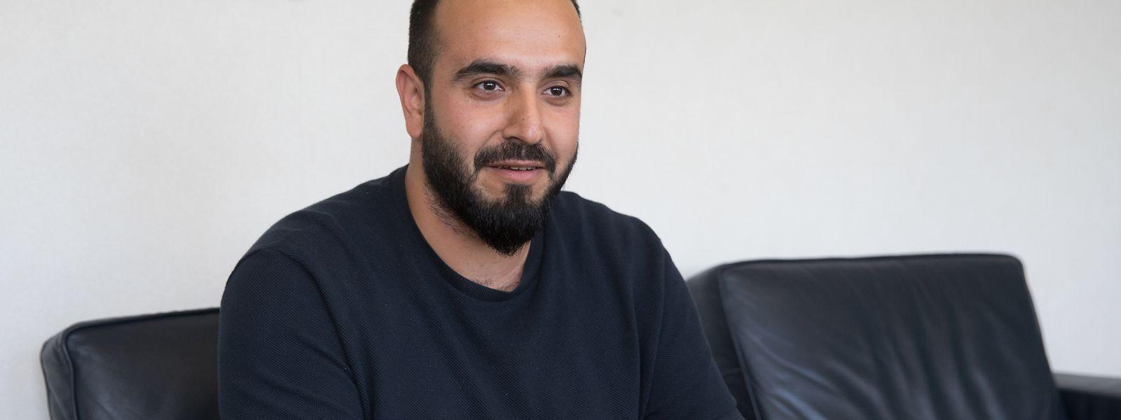 Ahmed Alabdulmohsen hat einen Menschen gerettet. Als Held fühlt er sich aber nicht.