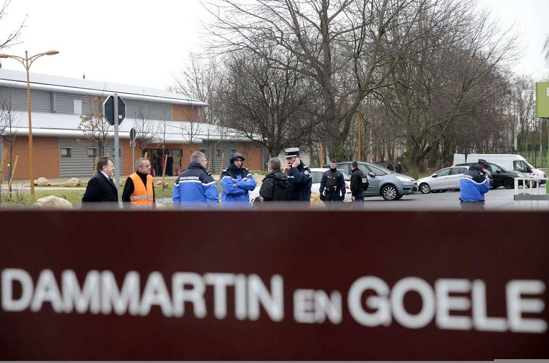 Die beiden Attentäter wurden am Donnerstagmorgen in Dammartin-en-Goele lokalisiert.