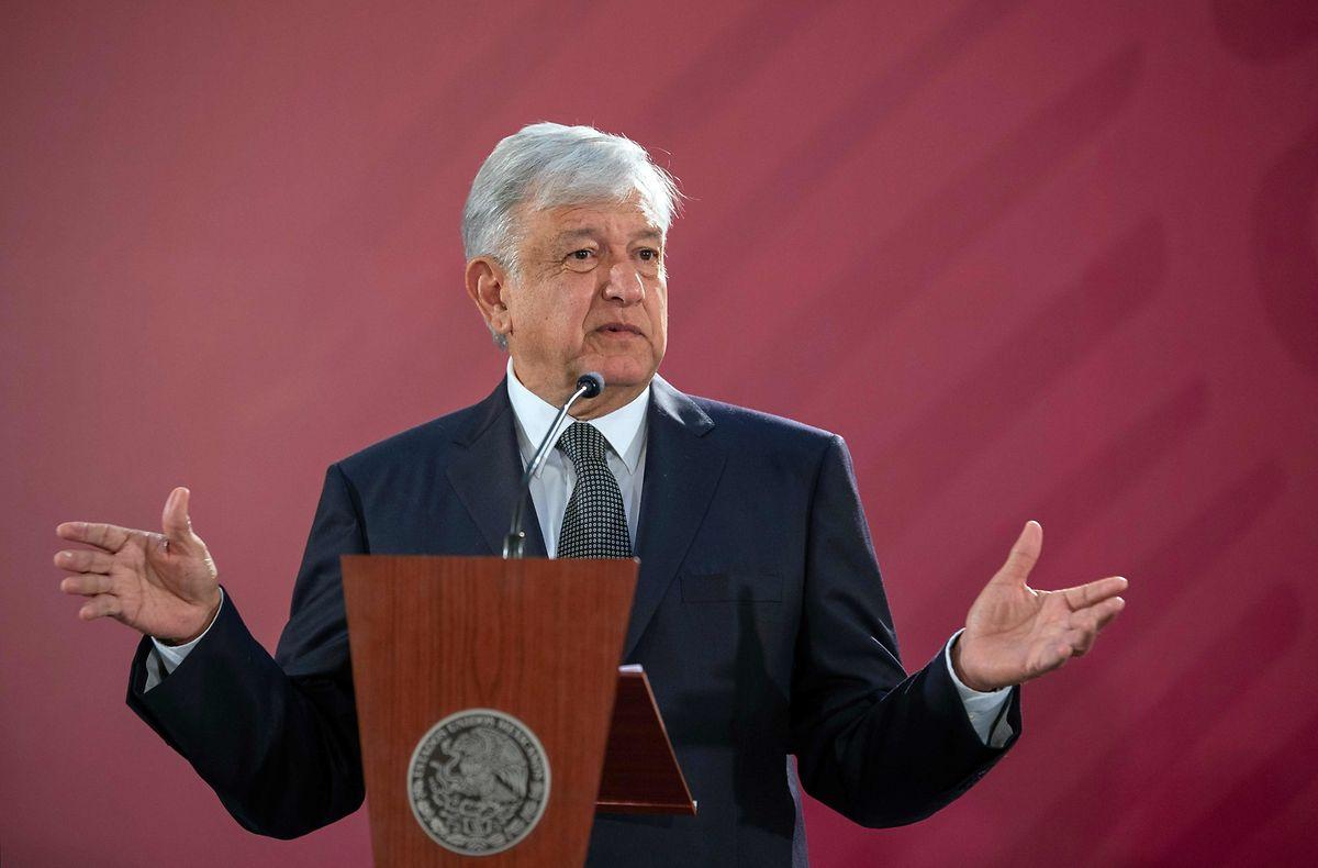 Der neue Präsident Mexikos, Andrés Manuel Lopez Obrador, versucht, eine Lösung für das Migrantenproblem zu finden.
