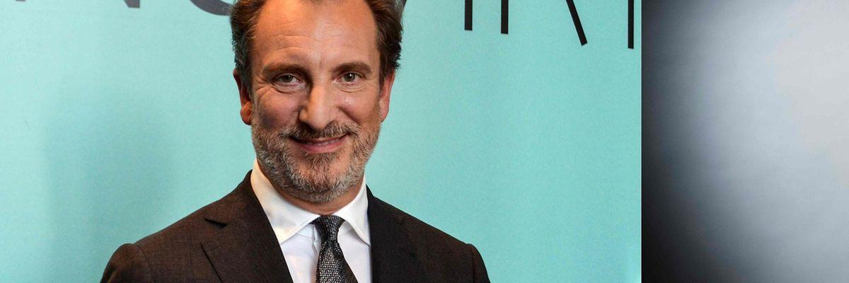 Alessandro Bogliolo, directeur général de Tiffany & Co qui emploie plus de 14.000 personnes, dont 5.000 artisans joailliers.