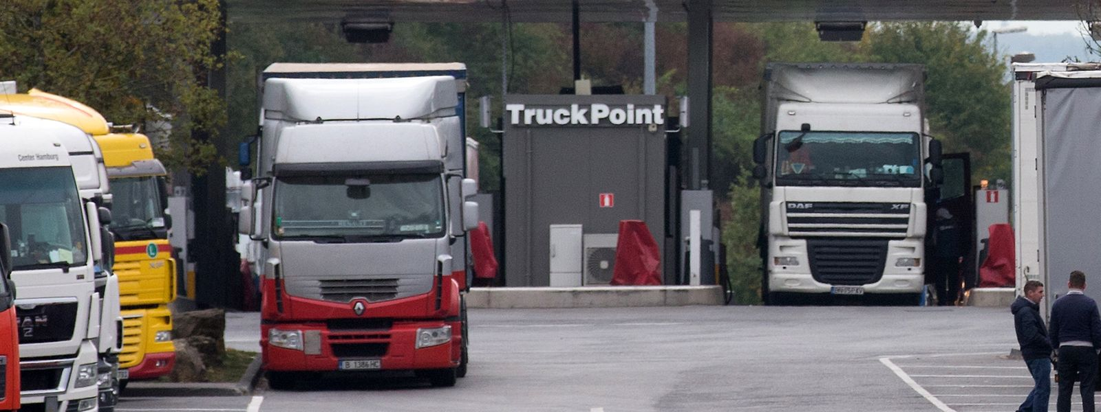 Dès le 1er mai, le diesel professionnel sera pour la première fois plus cher au Luxembourg qu'en Belgique.